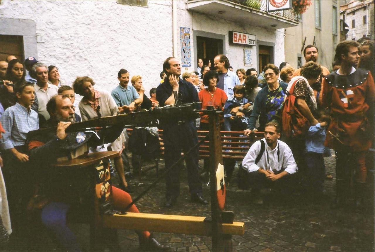 luminara san paolino lucca 1994